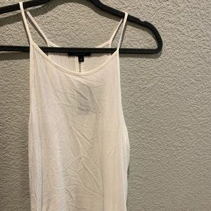 White Tank from Forever 21